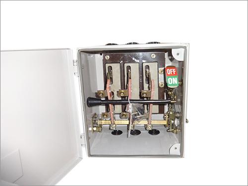 H.R.C Type Main Switch