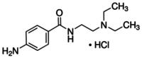 Procainamide hydrochloride