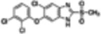 Triclabendazole sulfone