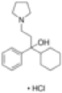 Procyclidine hydrochloride