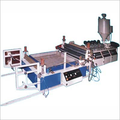 Thick Sheet And Plate Extrusion Plant