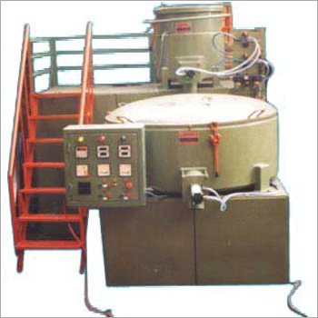 Hot and Cooler Mixer