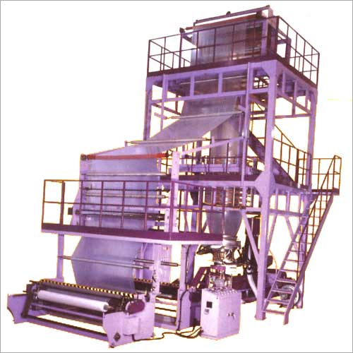 LDPE Inflation Machine