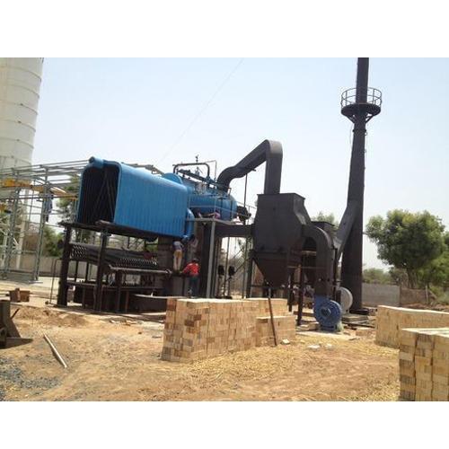 FBC Coal Fired Boiler