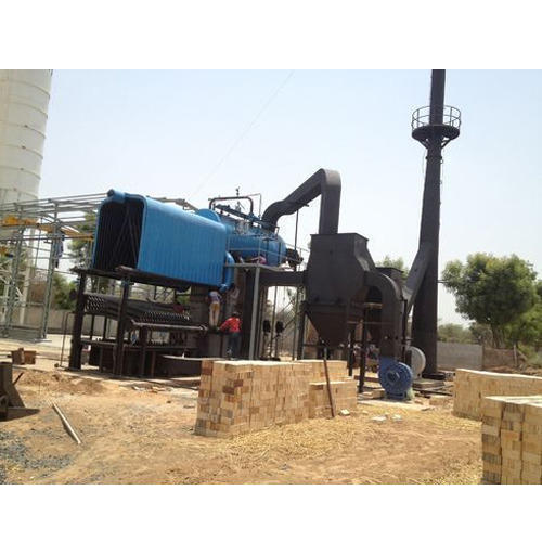 FBC Coal Fired Boiler