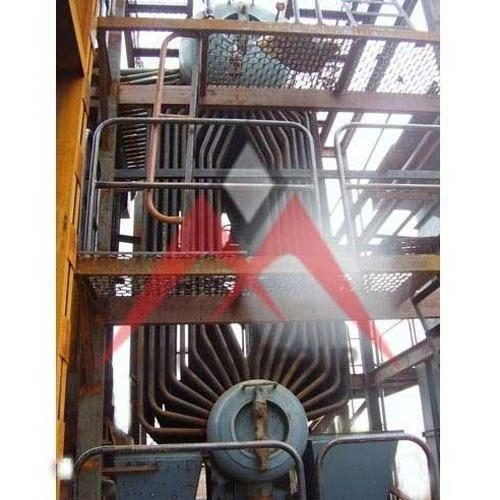 Solid Fuel Water Tube Boiler