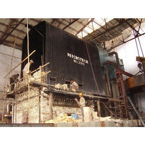 Water Tube Biomass Boiler