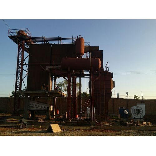 High Pressure Power Boiler