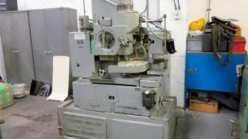 GEAR SHAPER FELLOWS 7125A