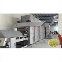 Steam Base Fryums 2D 3D Drying Plant
