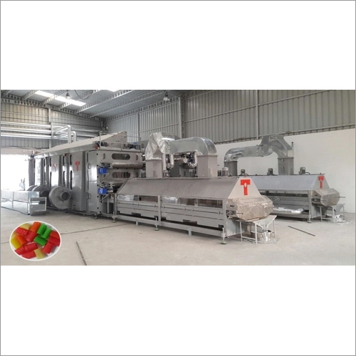 Steam Base Finger Pallet Drying Plant