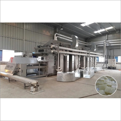 Finger Pallet Steam Base Drying Plant