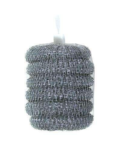 galvanized wire mesh scourers