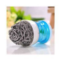 hydraulic stainless steel scourers