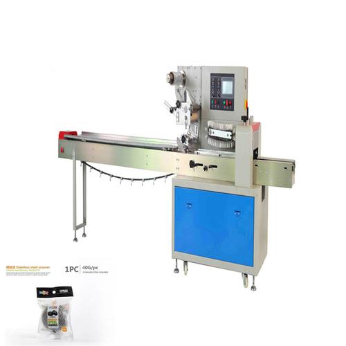 steel scourer packaging machine