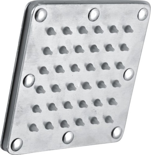Over Head Shower Square Plate