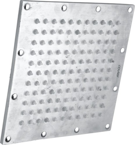 Rain Shower Rectangular