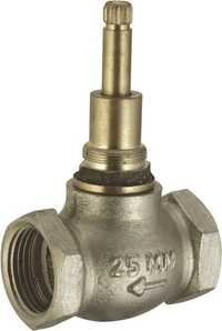 Brass Flush Cock Light 20mm With Protection Cap