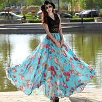 Summer Long Skirts