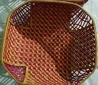 Bamboo Basket Collection