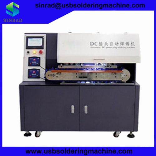 DC Terminal Automatic Soldering Robot For DC Cable