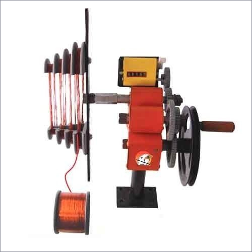 1 HP Motor Coil Winding Machine