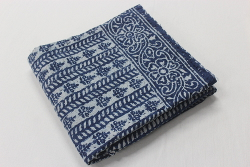 Home Kantha Design Bedcovers