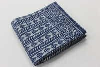 Home Kantha Design Bedcovers INDIGO BLUE