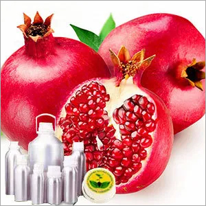 Pomegrante Oil