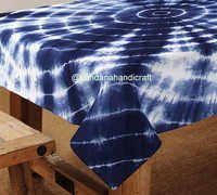 India Cotton Printed Table Cover