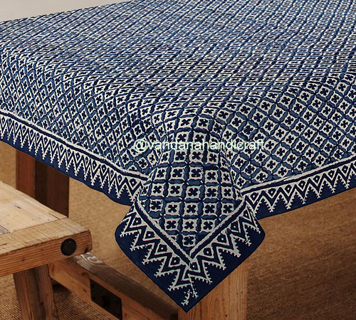 Jaipur Cotton Table Cover