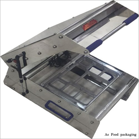 8 Compartment Sealing Machine