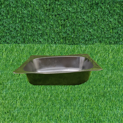 Black Pastic Tray