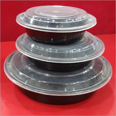 Plastic Delivery Container