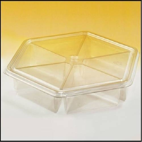 Dry Fruit Packaging Tray
