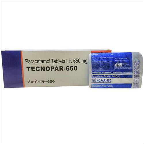 Paracetamol Tablets(Tecnopar-650)