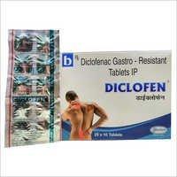 Diclofenac Gastro-Resistant Tablets