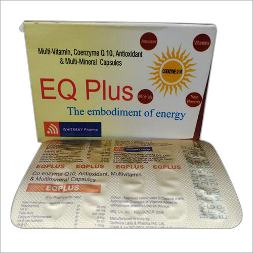 Multi-Vitamin Tablets