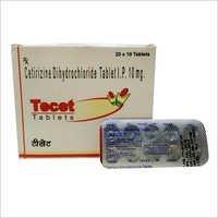 Cetrizine Dihydrochloride tablets