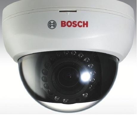 BOSCH Varifocal IR Dome VDI-261V03-10