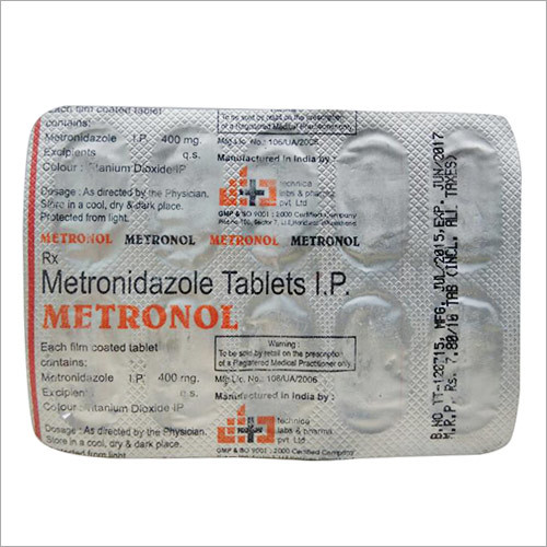Metronidazole Tablets I.P.
