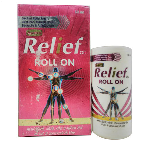 Relief Oil Roll On
