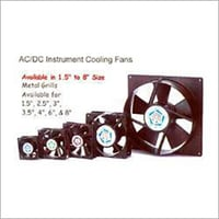 Instruments Cooling Fans Axial AC , DC Fans