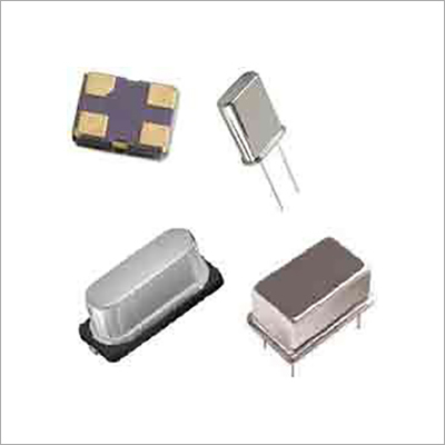 Semiconductor Crystals , Oscillators , Resonators  , LED display , SMD etc
