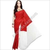 Khesh Gujrati Saree
