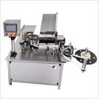 Automatic Ampoule-Vial Rotary Sticker Labeling Machine
