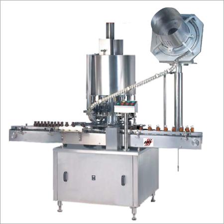 Automatic ROPP/Screw Cap Sealing Machine