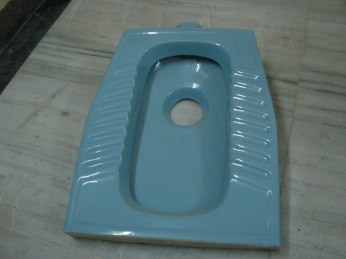 EASTERN SQUATTING PAN ( FLAT WC 20
