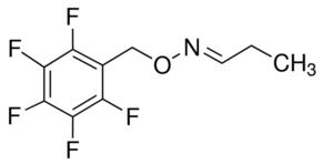 Propionaldehyde O-pentafluorophenylmethyl-oxime