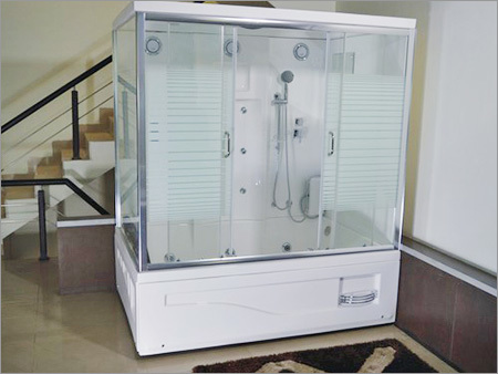 Rectangular Steam Tube Shower Cabin